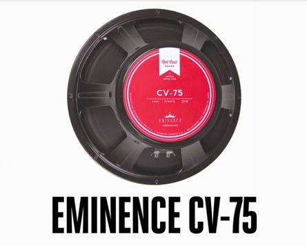 Eminence Speakers CV 75