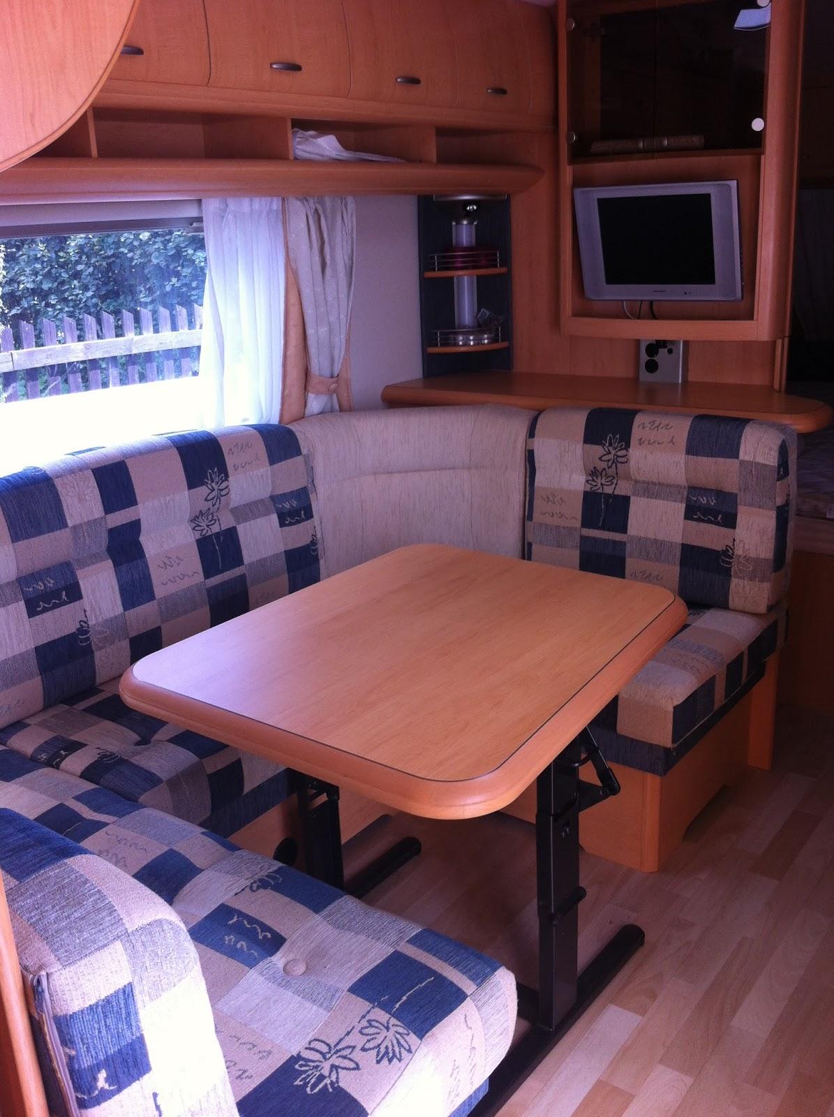 Resor, camping, upplevelser VåR HUSVAGN HOBBY 560 KMFE DE LUXE 07