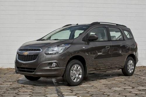 Uji Jalan Chevrolet Spin 1.5 LTZ AT