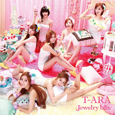 T-ara Jewelry Box Photocards