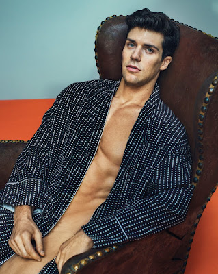 Roberto Bolle by Marc Hom for January's Vanity Fair Italia-3