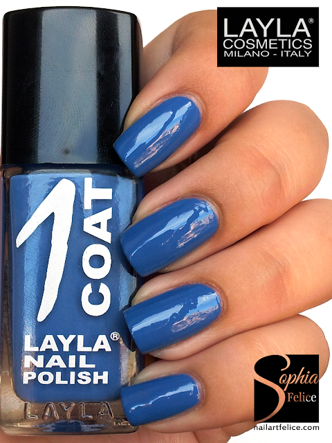 one coat layla n°19 - miami ice