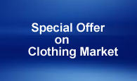 Discounted Reports on Clothing Market