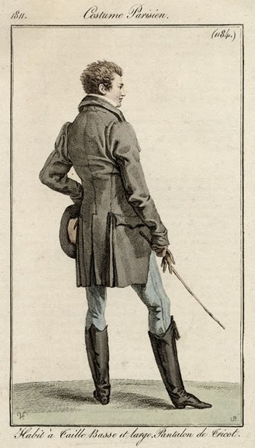 Costume Parisien 1811