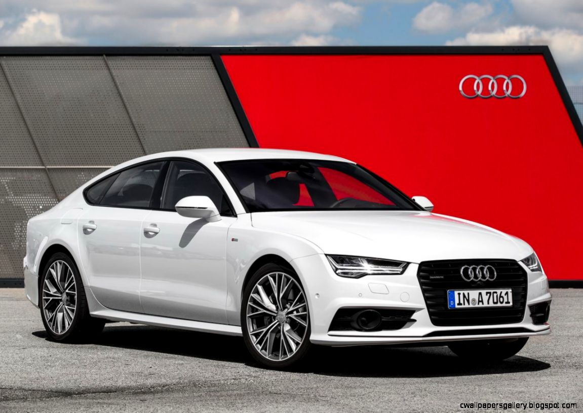 2015 Audi A7 Sportback on Top 10 Best Gas Mileage Luxury Cars