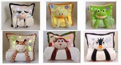 lullaby light up pillows