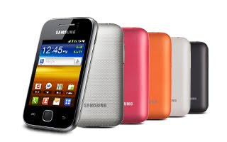 REVIEW SAMSUNG GALAXY Y