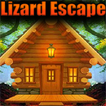Games4King Lizard Escape