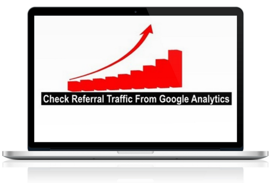 How to Use Google Analytic to check referral traffic
