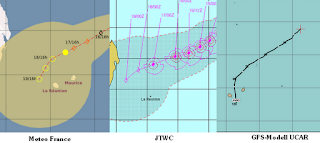 Tropensturm ANAIS (Major Hurricane) und Mauritius, Anais, Zyklonsaison Südwest-Indik 2012 2013, major hurricane, Mauritius, aktuell, Satellitenbild Satellitenbilder, Vorhersage Forecast Prognose, Oktober, 2012,