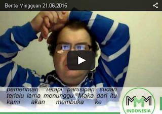 Video News Update Berita Mingguan MMM Mavrodian Indonesia Tanggal 21 Juni 2015