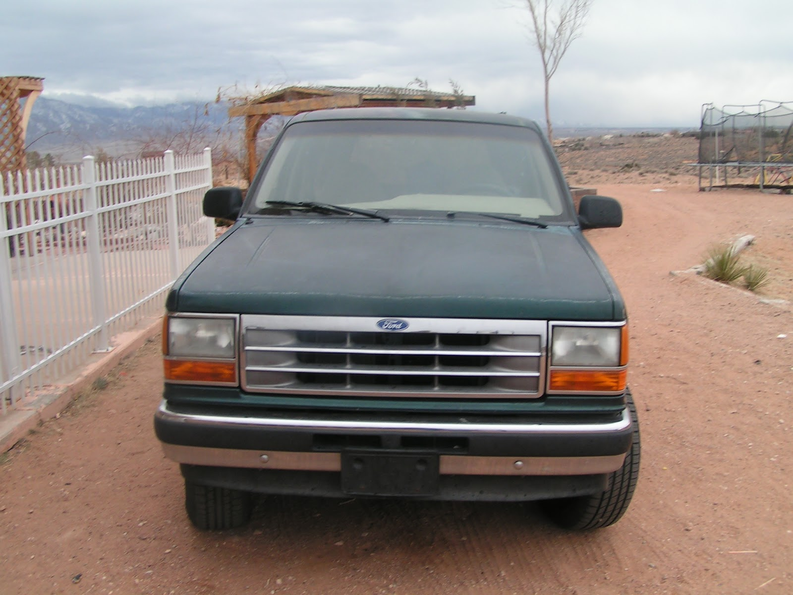 Jonathans Blog 1992 Explorer Fuse Box It Was Firing On 2 4 Cylinders Now The Cosmetics Chrome Exhaust Pipe 3 Door Panels Bulbs Switches And