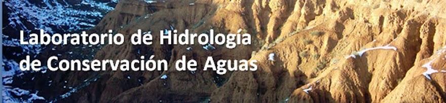 Laboratorio de Hidrología de Conservación de Aguas