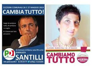 Al Comune di Roma vota Gianluca Santilli