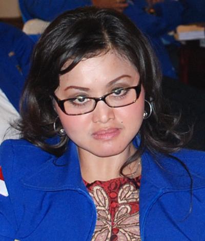 Kursi Haram DPR RI Linda Megawati Yahya, Partai Demokrat, 2010