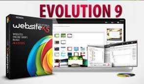 Download WebSite X5 Evolution v9.0.4.1746 Full Version Plus Crack