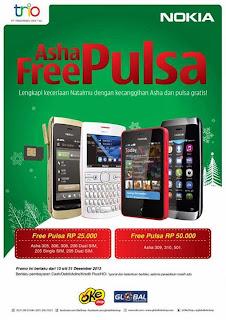 Nokia Asha Promo Desember 2013