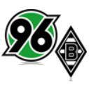 Live Stream Hannover 96 - Mönchengladbach