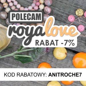 Zniżka na zakupy w royal-stone.pl