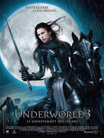 Regarder Underworld : Rise of the Lycans en streaming