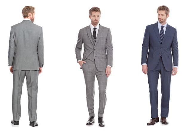 trajes de oferta en cortefiel