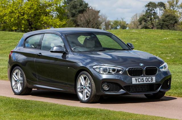 2015 BMW 125d M Sport