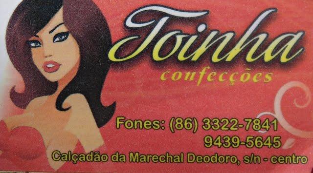 TOINHA CONFECÇÕES - PARNAÍBA