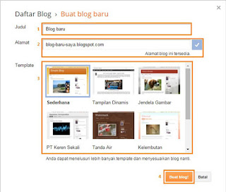 create blog 1