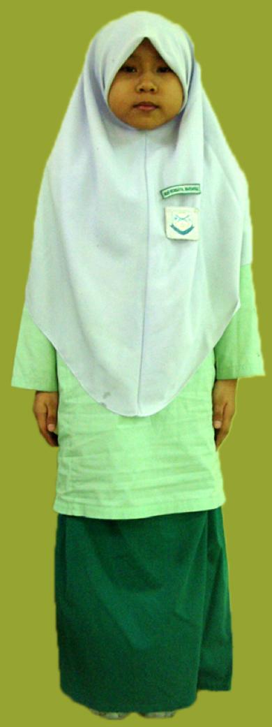 Sekolah Rendah Islam Husni Amal Pakaian Seragam