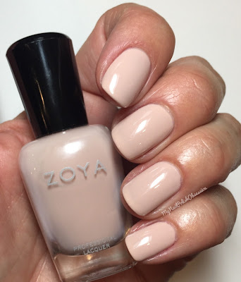 Zoya Whispers, 2016 - April