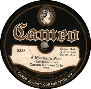 Vernon Dalhart - Mother And Home - The Runaway Train