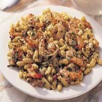 Weight Loss Recipes : Shrimp and White Bean Salad