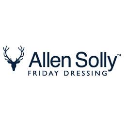 allen solly got a new look stag logo bizdom