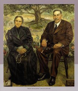 LEONOR GOZÁLVEZ Y JOSÉ BORDA (1943)
