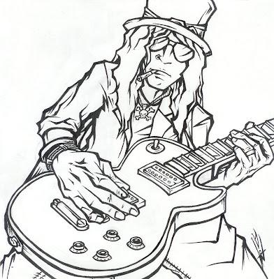 desenho Slash