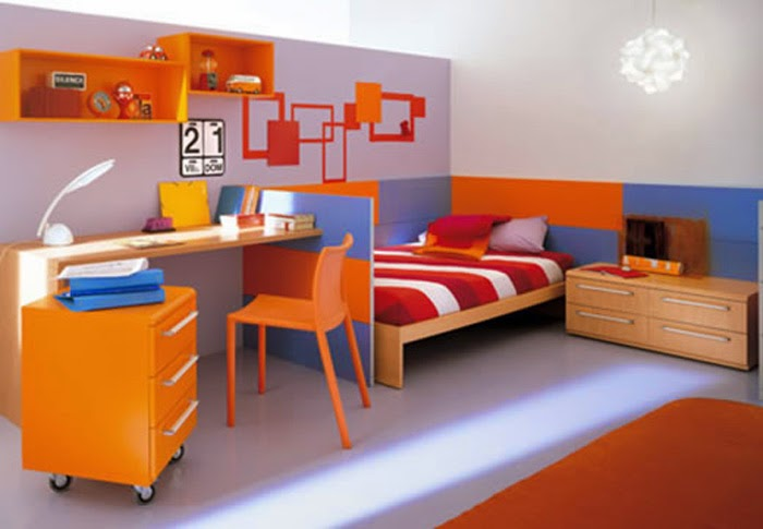 Perfect study area in kids rooms new ideas of kids study for Kid room decor