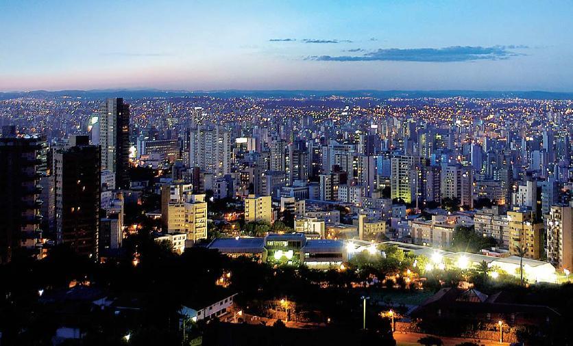 * Belo Horizonte Àrea Central  *