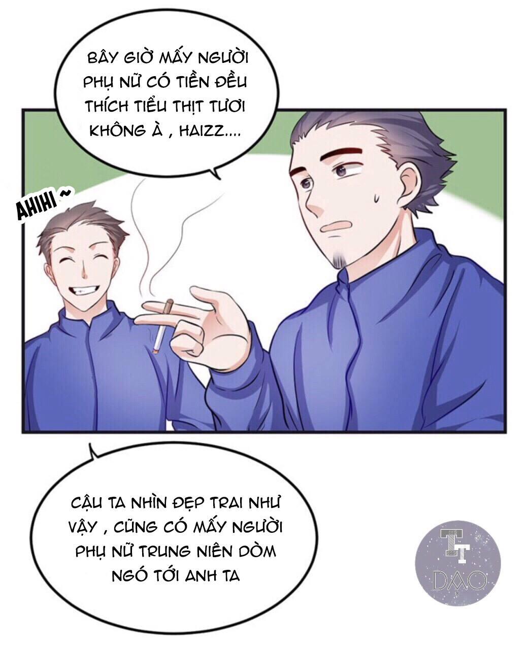 Đoạt Hôn Ác Thiếu Chap 20