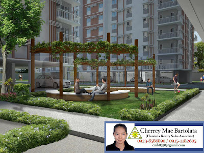 Mivesa Garden Residences Preselling Studio 1 Bedroom Condominium in Cebu City near JY Square Lahug and IT Park below 5K