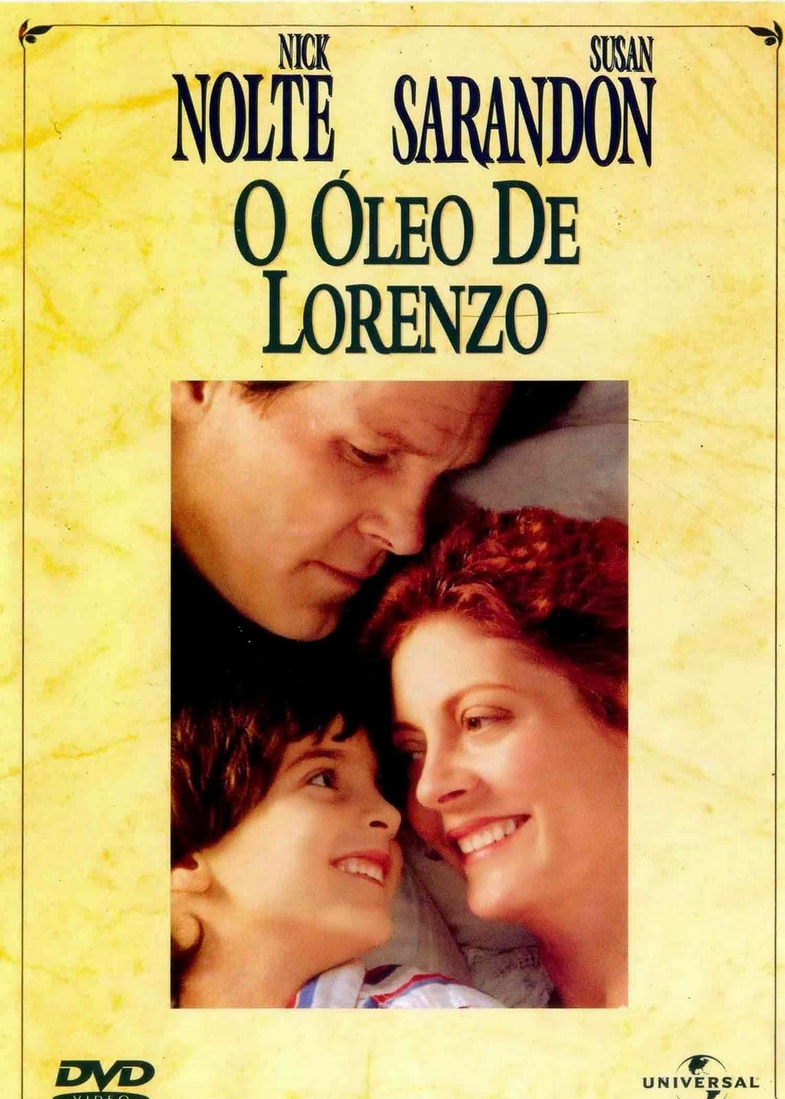 O Óleo de Lorenzo – Dublado (1992)