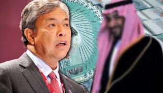 Sumbangan dana kerana Malaysia komited perangi keganasan