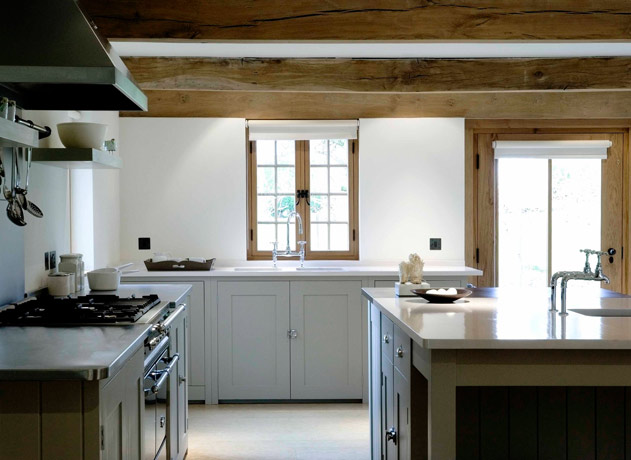 Neutral heaven interior design and mood creation the for Contemporary country kitchen