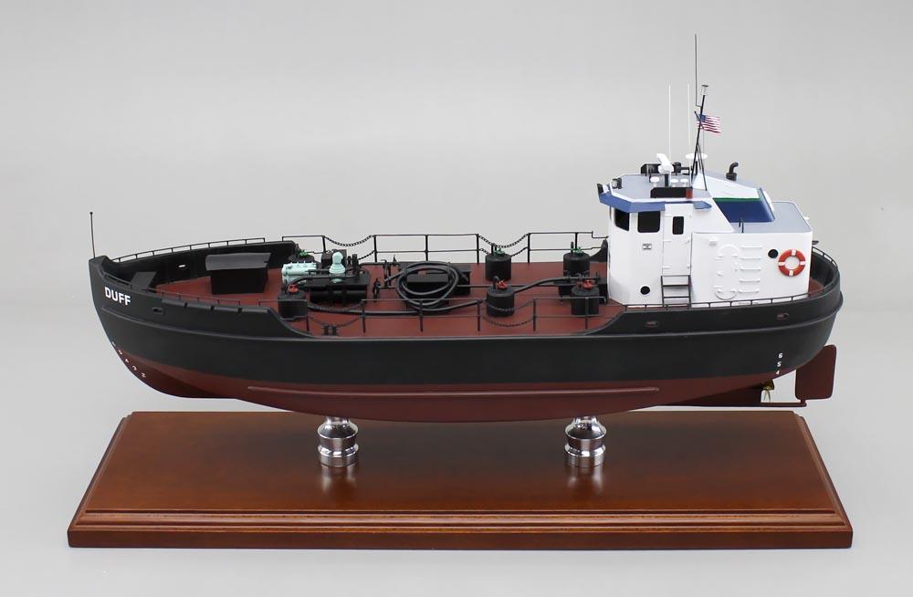 24-inch Scale Model Tug Boat | SD Model Makers