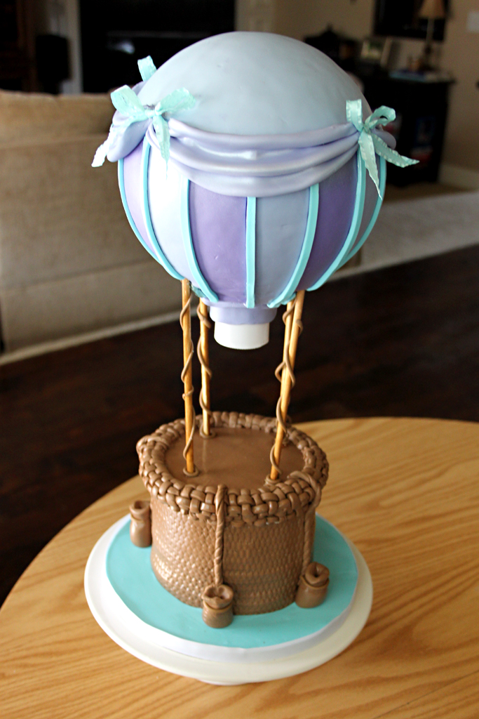 Cake Images With Balloons : Balloon Cake heydanixo
