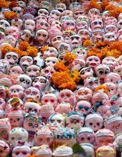Wszystkich Świętych Meksyk