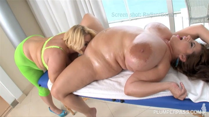 Samantha G Maria Moore Bbw