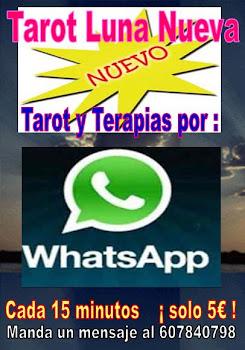 Tarot y Terapias por Whats app