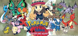 Pokémon XY Adventures || Forever & Always