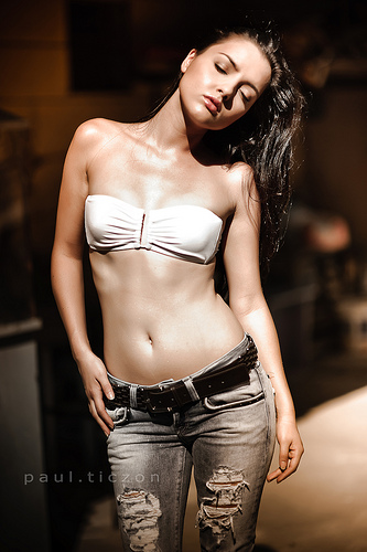 ,  Bollywood's Newest Hot Babe Kristina Akheeva