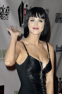 Katy Perry Medium Hairstyles